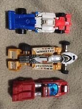 Vintage Lot Gobots Transformers Mini Takara Robot Toys Minibot Go Bot Car Race