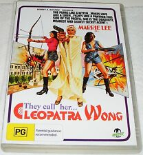 THEY CALL HER CLEOPATRA WONG--- (Dvd)