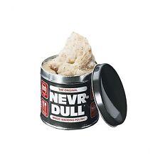 NEVR DULL Polierwatte für Chrom, Aluminium, Messing, Kupfer und Edelmetalle