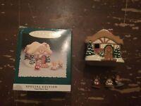 Hallmark 1995 A Moustershire Christmas Christmas Tree Ornament