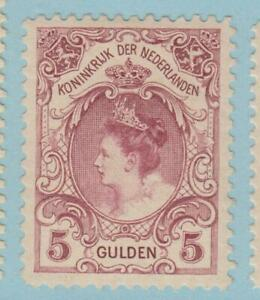 NETHERLANDS 85 MINT  HINGED OG * NO FAULTS EXTRA FINE !