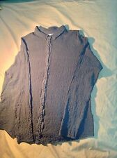 NWT Women Transit Par Such Grey Shirt. Size-M. Made In Italy.