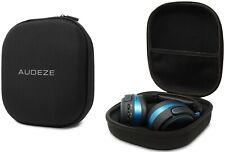 AUDEZE Mobius Headphones zippered hardshell Carry/Travel Case AUTHORIZED-DEALER