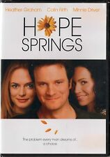 Hope Springs (DVD, 2004) Minnie Driver, Colin Firth, Heather Graham  RATED PG-13