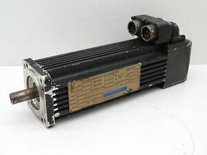 Kollmorgen B-106-B-23 Goldline Brushless PM Servo Motor 230V 250Hz 7500RPM IP65