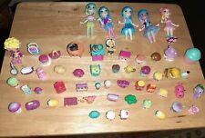 Lot of 58 Shopkins/Hatchamals/1 Paw Patrol/1Twozie/ Off The Hook Minis See Pics
