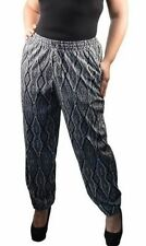 Plus Polyester Pants for Women