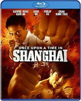 Once Upon a Time in Shanghai [New Blu-ray] Dubbed, Subtitled