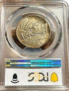 1926 Oregon Commemorative Half Dollar PCGS MS65 Rotated Die(!!) Estate Set CHN