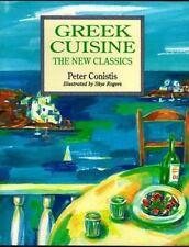 Greek Cuisine - The New Classics