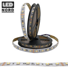 Led Stripe rgb cct Strip Streifen rgb 24v 5m 5 in 1 Band rgbw 5050 RGBWW ip20