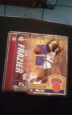 "McFarlane NBA Legends Series 2 Walt ""Clyde"" Frazier White N.Y. Knicks"