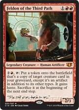 Feldon Of The Third Path Commander 2014 Mtg Red Creature — Human Mythic Rare