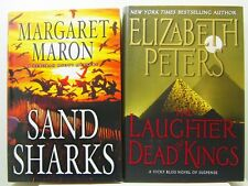 Elizabeth Peters And Margaret Maron, Sand Sharks, The Laughter of Dead Kings