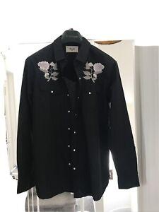 Rollas Western Rockabilly Shirt