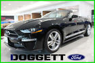 2021 Ford Mustang EcoBoost Premium 2021 EcoBoost Premium New Turbo 2.3L I4 16V Automatic RWD Convertible
