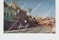 PPC POSTCARD CALIFORNIA PLACERVILLE BUSINESS STREET VIEW MIKE ROBERTS HANGMANS T