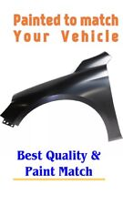 New PRE PAINTED Driver LH Fender for 2016-2017 Chevy Malibu w Free Touchup