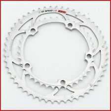 NOS CAMPAGNOLO RECORD 53/39 10sp EPS UD SPEED 10 CHAINRING SET 90s VINTAGE NEW