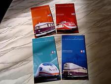 MH Caritas und Diakonie Züge Eisenbahn 2560-2563 ** postfrisch 2006 / 2007 BR539