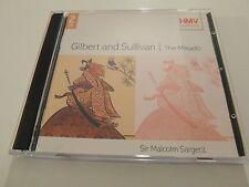 Gilbert & Sullivan - The Mikado (2 x CD Album ) Used Very Good