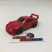 Porsche 993 GT2 * 1:64 Scale Diecast Model Diorama Hot Wheels * F695