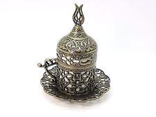 Coffee Set Espresso Latte Ottoman Turkish Gawain Porcelain Saucer Cup Mug Copper