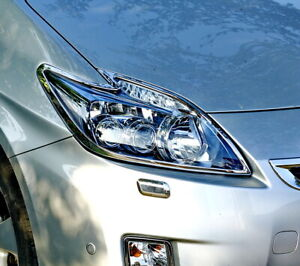 IDFR Toyota Prius XW30 2009~2012 Chrome frame bezel for head light