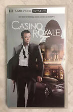 PSP UMD Movie Video Playstation Portable Casino Royale