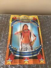 1989 General Foods Honeycomb WWF Superstars Brutus Beefcake   Poster WWE Rare