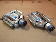 """New-Old-Stock Shimano Deore """"Dyna Drive"""" Pedals..Early 80's Vintage"""
