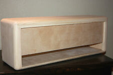 rawcab Dovetail head cabinet for a marshall jcm 900 2203A  100 watt chassis diy