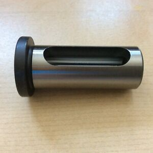 Star CNC Boring bar reduction sleeve bush 22mm o/d, Ø6-16mm Flanged slotted