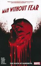 MAN WITHOUT FEAR: DEATH OF DAREDEVIL TPB Marvel Comics Collects #1-5 TP