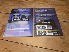 JOHNNY HALLYDAY - Plan média / Press kit !!! LA LOI DU SILENCE !!!