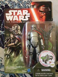 Star Wars The Force Awakens Captain Phasma action figure hasbro