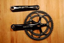 Shimano 105 Kurbelgarnitur, Standard, FC-5502, Octalink, schwarz