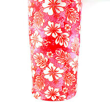 Schlauchschal rosa Blumen - Multifunktionstuch - Schlauchtuch für Biker