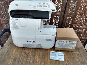 Epson PowerLite 585W Ultra Short Throw Projector 3300 lumens