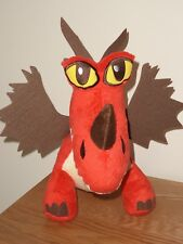 "NEW 10"" HOW TO TRAIN YOUR DRAGON 2 NIGHTMARE  PLUSH TOY"