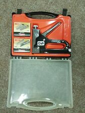 Powerfix Profi + Stapler/ Stapling Gun, In Case, BNWT, Free Postage!