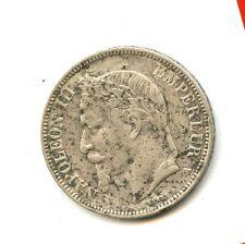 5 francs argent Napoléon III 1867 A n°E1478