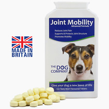 Joint Mobility - Dog Joint Supplement Tablets for Pain Relief and Arthritis
