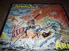"THE  ANIMALS RECORD SIGNED ERIC BURDON TITLED ""ARK"" MINT! INCREDIBLE! L@@K PROOF"