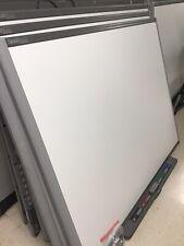 Smart Sb680 Smb680 77 Smartboard Interactive White Board Withbrackets Pen Tray