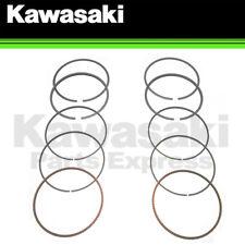NEW 2008 - 2011 GENUINE KAWASAKI TERYX 750 4x4 TWO PISTON RING SET 13008-0040