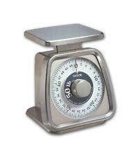 Taylor Precision Products Stainless Steel Analog Portion Control Scale(50-Pound)