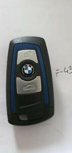 BMW F series 3 Button SMART Key Fob 9312542-05 434 mhz HUF5767  HITAG (F-43