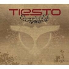 "TIESTO ""ELEMENTS OF LIFE""  CD -------11 TRACKS------- NEU"
