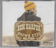 MAXI CD SINGLE 3T BEN HARPER BROWN EYED BLUES DE 2003 NEUF SCELLE